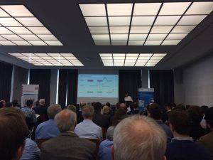 Cybersecurity in der Medizin Konferenzfoto