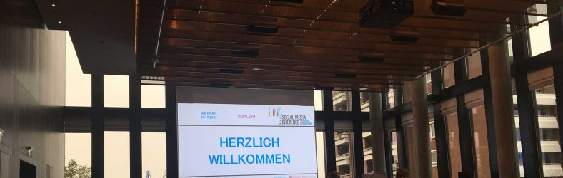 Social Media Konferenz | Foto @ Anna Zeidler
