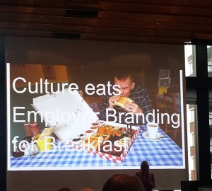 Culture eats Employer Branding for breakfast Fotoquelle: Anna Zeidler