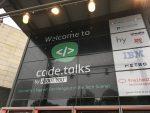 Code.talks 2017 – Das Klassentreffen der Entwicklerszene