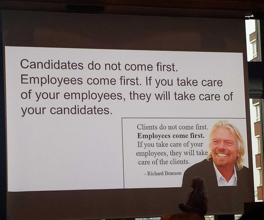 Employees come first bei der Social Media Conference | Fotoquelle: Anna Zeidler