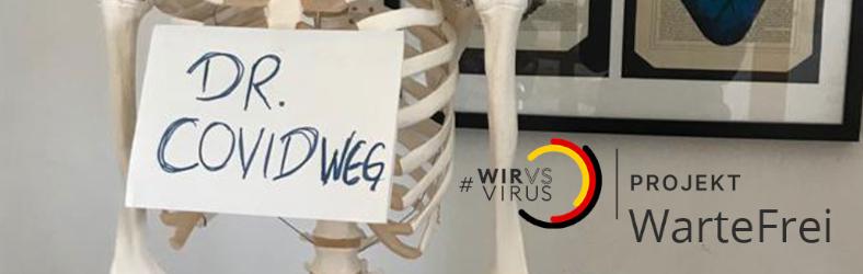 WarteFrei #WirVsVirusHack