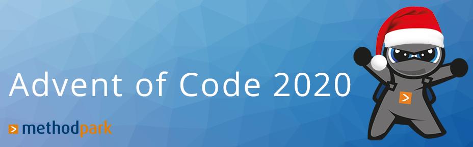 Method Park Ninja Advent of Code 2020