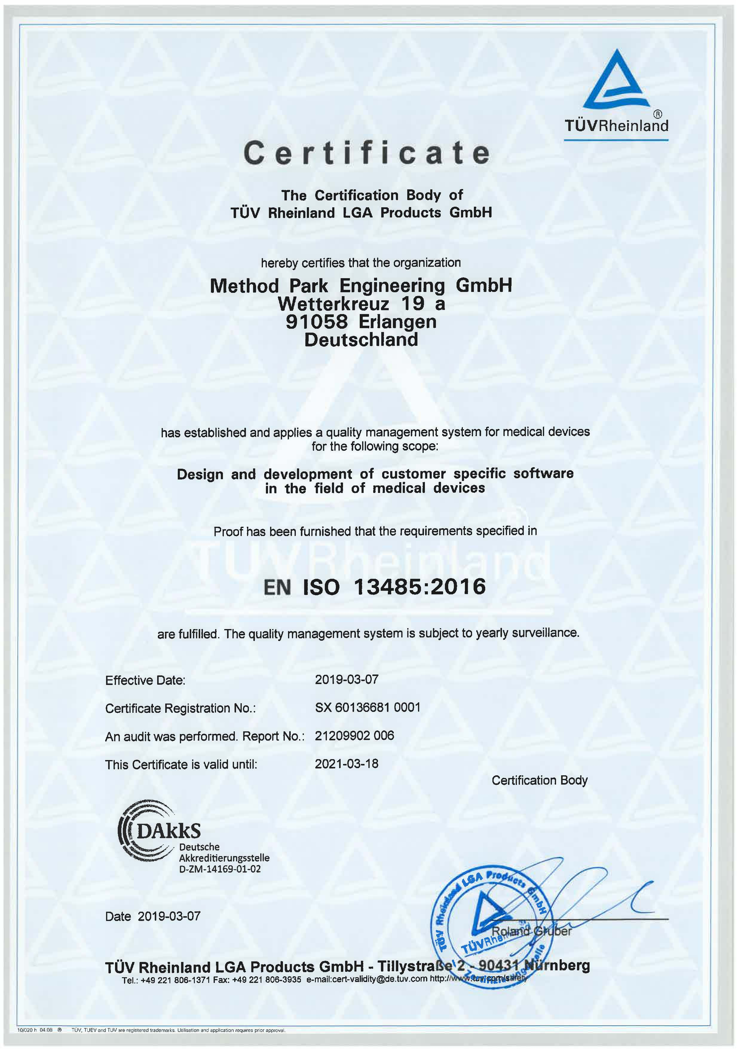 ISO 13485:2012