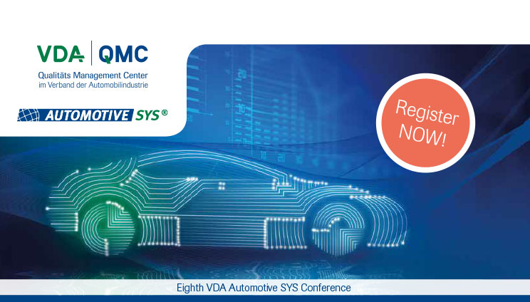 VDA Automotive SYS in Berlin im Juni 2018