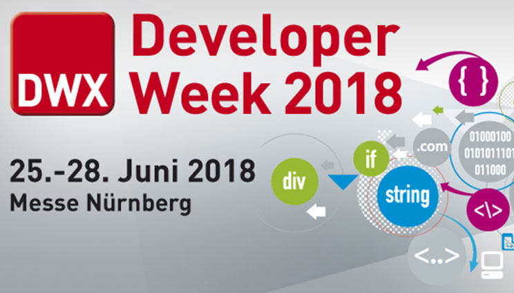 Developer Week in Nürnberg im Juni 2018